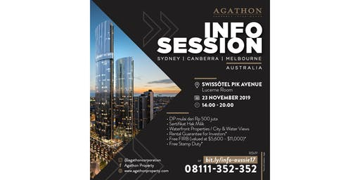 Australian Property Info Session - PIK