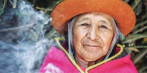 Ñusta K'allpachiy; Reinforcing the Sacred Feminine Women's Ceremony w/ Doña Maria