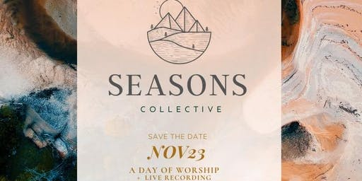 Seasons Collective Worship Live Album Recording