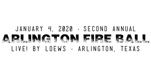2019-2020 Arlington Fire Ball