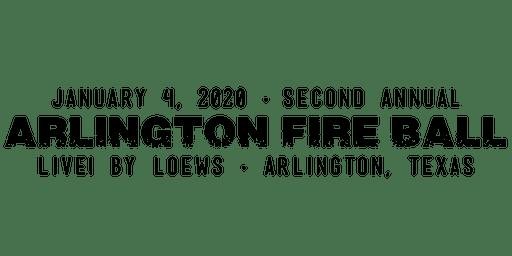 2019-2020 Arlington Fire Ball