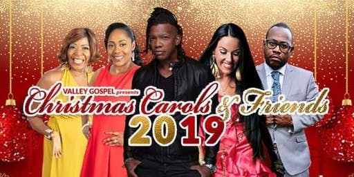 Christmas Carols & Friends 2019 (2nd Annual)