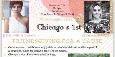 Friendsgiving For A Cause-Chicago's 1st