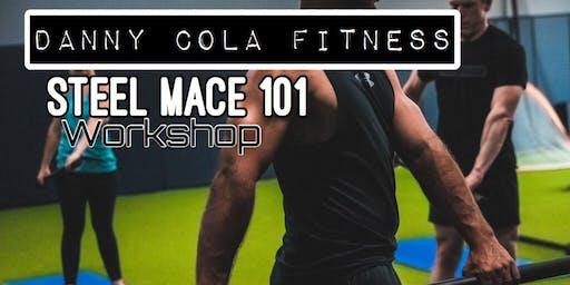 Steel Mace 101 and Bodyweight Workshop @ Studio Fitness | Park Ridge