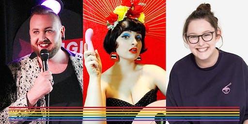 The Laugh Resort Comedy Club November 2019: PrideFEST