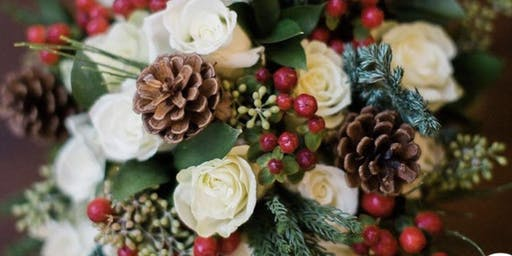 Holiday Wintergreen Flower Box Workshop with Urban Stead Cheese - SOLD OUT