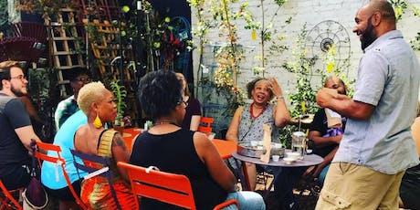 Tea Taste and Learn Social tickets