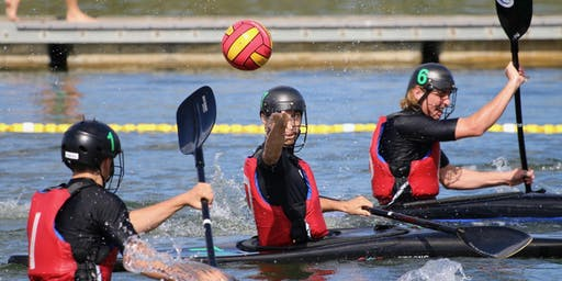 Canoe Polo Development Clinic in Tasmania