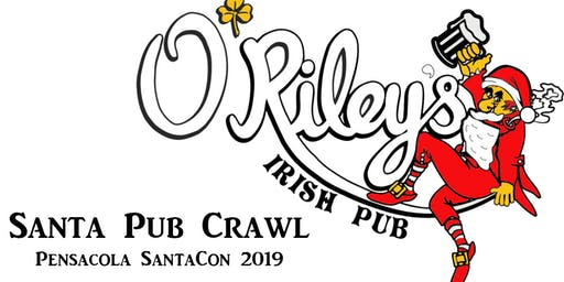 Santa Pub Crawl 2019