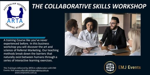 The Collaborative Referrall Skills Workshp