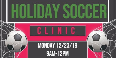 Level the Playing Field's Holiday Soccer Clinic