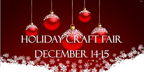 1st Annual Holiday Craft Fair tickets