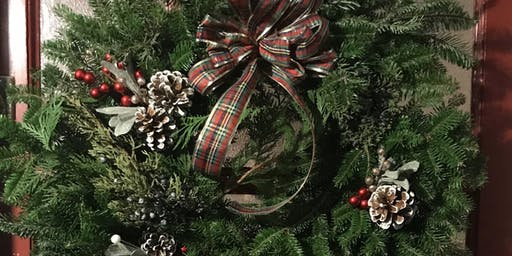 Wreath Workshop with The Growler House