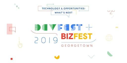 Devfest & Bizfest George Town 2019