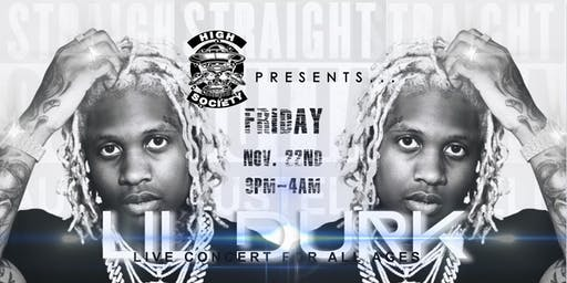 Lil Durk Live In Concert Georgia (All Ages)