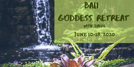 The Bali Goddess Retreat tickets