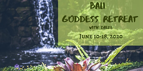The Bali Goddess Retreat tickets