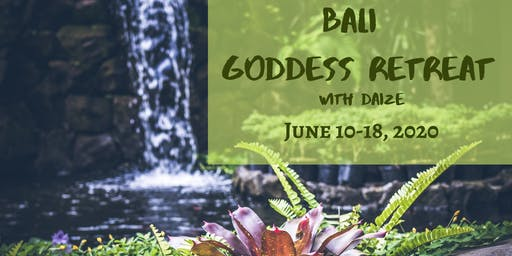 The Bali Goddess Retreat