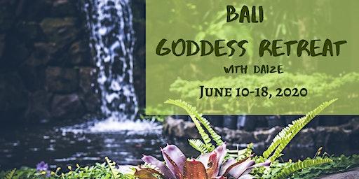 The Bali Goddess Retreat