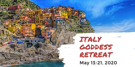 The Italy  Goddess Retreat tickets