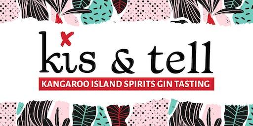 Kangaroo Island Spirits - Gin Tasting