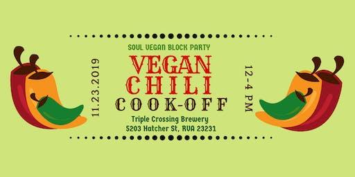 SVBP Vegan Chili Cook-Off
