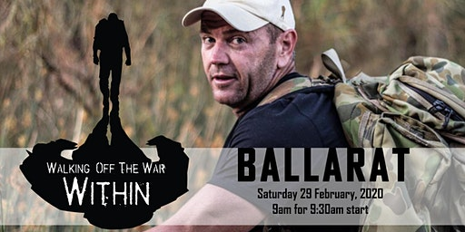 Walking Off The War Within 2020 - Ballarat