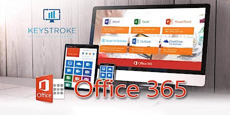 Microsoft Office 365 Workshop tickets