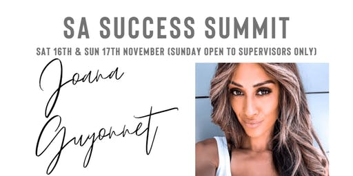 Herbalife SA Success Summit November 16th to 17th