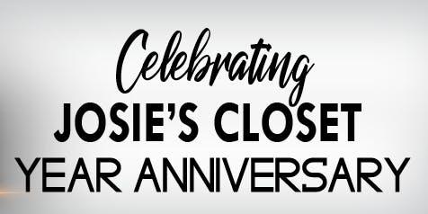 Sip & Shop Anniversary Celebration