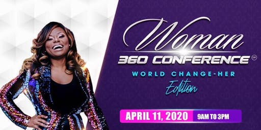 Woman 360™️ Conference: World ChangeHer Edition-Auburn