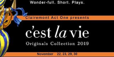C'est la Vie Short Plays Festival