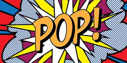 Pop Portraits: Primary (5-12 yrs)