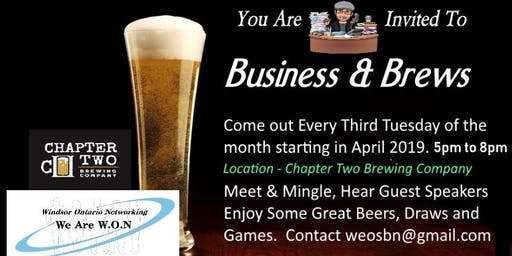 W.O.N Business & Brews Networking Evening