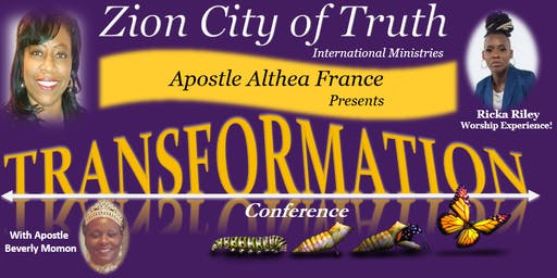 """""""TRANSFORMATION"""" Conference"""