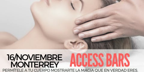 Certificación Internacional de Las Barras de Access Consciousness en Monterrey