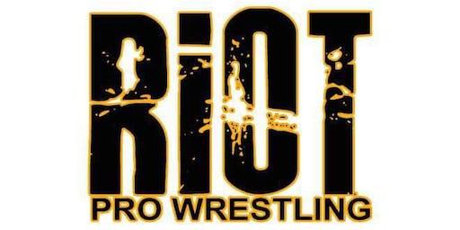 Riot Pro Wrestling presents Redemption!