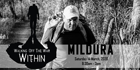 Walking Off The War Within 2020 - Mildura tickets