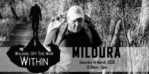 Walking Off The War Within 2020 - Mildura