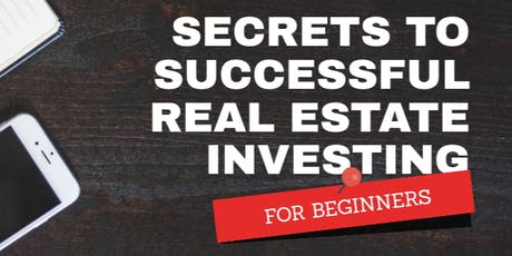 How to Start Real Estate Investing - Chicago tickets