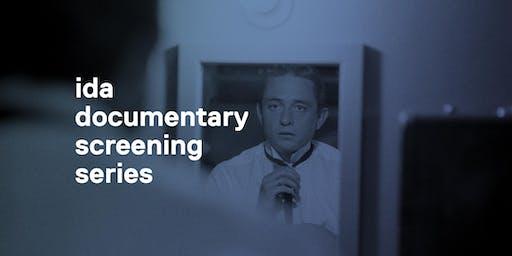IDA Documentary Screening Series: The Gift: The Journey of Johnny Cash