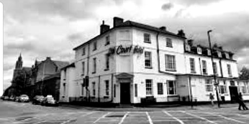 Ghost Hunt And Supper Grail Court Hotel Burton Upo