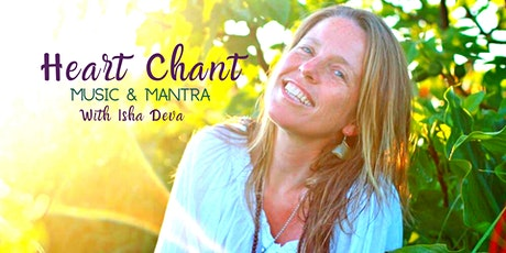 Heart Chant: Music & Mantra tickets