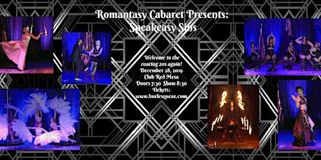 Romantasy Cabaret Presents  Speakeasy Sins tickets