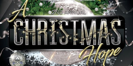 2nd Annual - A Christmas Hope - Dec. 14th @ Lucky Bar, Victoria tickets