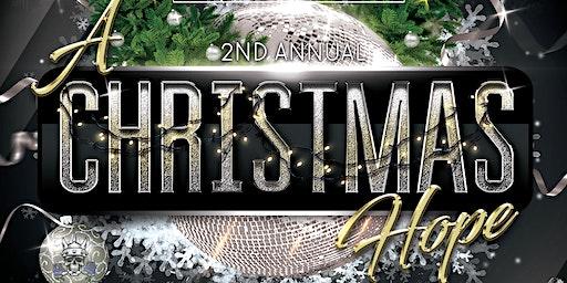 2nd Annual - A Christmas Hope - Dec. 14th @ Lucky Bar, Victoria
