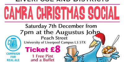Liverpool CAMRA Christmas Party