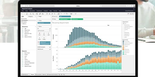 Venezia Tableau Test Drive - Prova la  Business Intelligence di Tableau