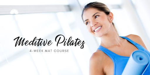 Meditative Pilates: Beginners 4-week mat course