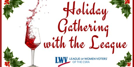 Holiday Gathering with the League tickets